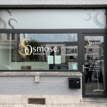 Osmose lettrage vitrine - site